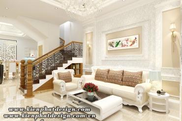 Mẫu nội thất phòng khách
