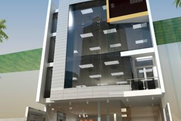 Mẫu văn phòng An Phát Building tại Quận 10 TPHCM
