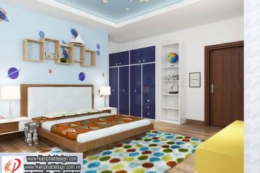 Mẫu nội thất phòng trẻ em
