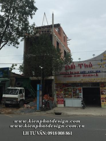 Xây Dựng Nhà Phố 3 Tầng Tân Cổ Điển tại ...