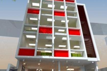 Thiết kế Tòa Nhà Văn Phòng cho thuê tại TPHCM| kienphatdesign.com