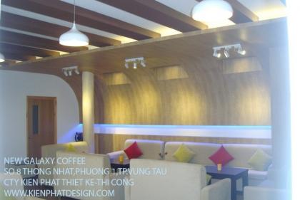 THIẾT KẾ THI CÔNG QUÁN CAFE MÁY LẠNH